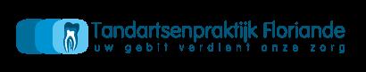 het logo van tandartspraktijk Floriande