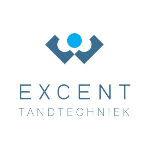 Een afbeelding van het logo van Excent tandtechniek