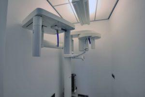 Het röntgen apparaat